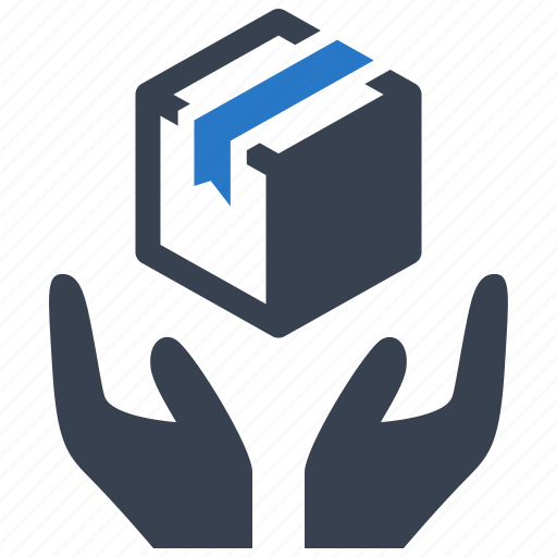 Box, handle with care, package, product icon - Download on Iconfinder