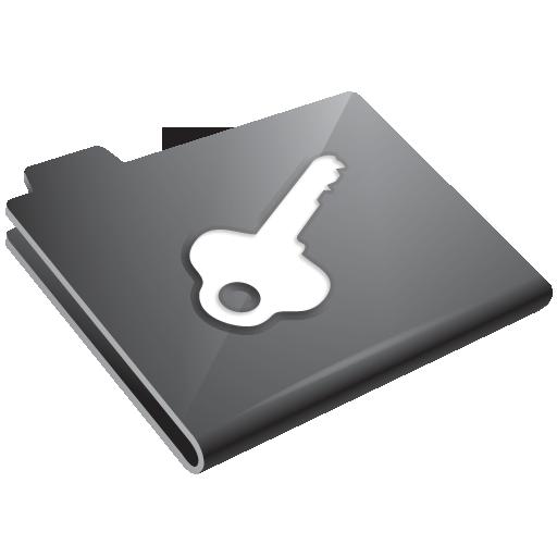 contact, grey icon