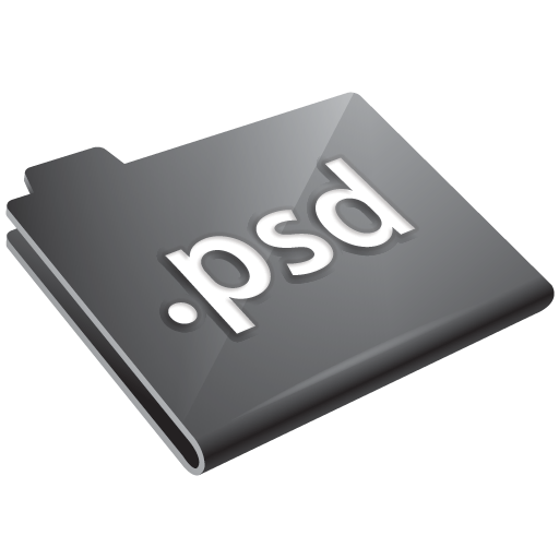 grey, psd icon