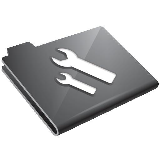 grey, wranch icon