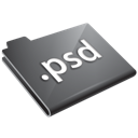 grey, psd icon