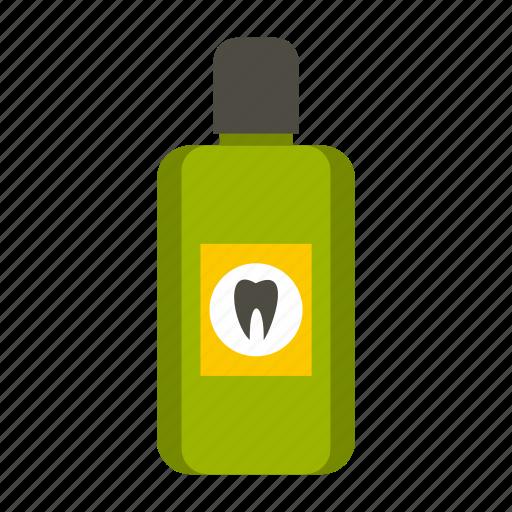 clean, dental, dentist, medicine, mouthwash, rinse, tooth icon