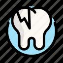 caries, dental, dentist, destruction, medical, tooth