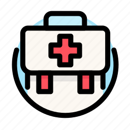 dental, dentist, first-aid kit, medical, tooth icon
