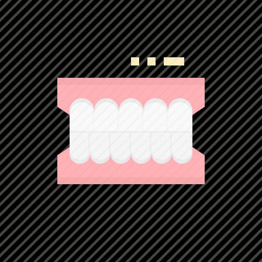 dental, dentist, denture, teeth, tooth icon