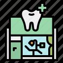 buildings, clinic, dental, hospital, location