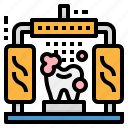 care, healthcare, teeth, tooth, whitening icon