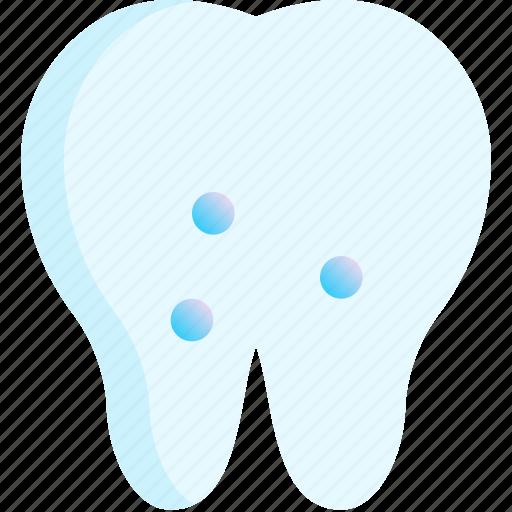 cavity, decay, dental, teeth, tooth icon