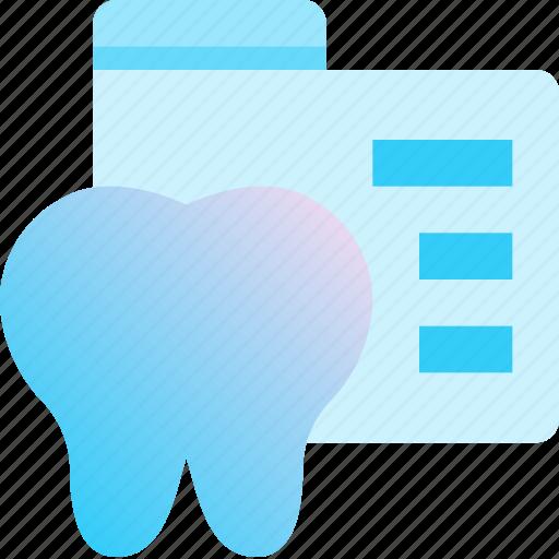 dental, health, information, teeth, tooth icon
