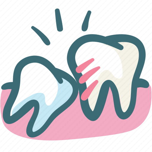 dental, dental treatment, dentist, dentistry, tooth, toothache, wisdom tooth icon