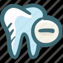 dental, gum, tooth, remove, delete, minus, care
