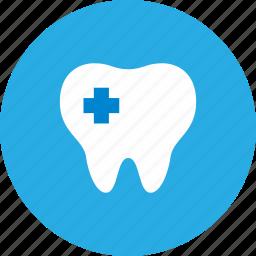 dental, dental clinic, dentist, health care, helthcare, teeth icon