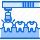 clean, cleaning, dental, dentist, grinding, medicine, tooth icon