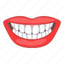 smile, tooth, white, face