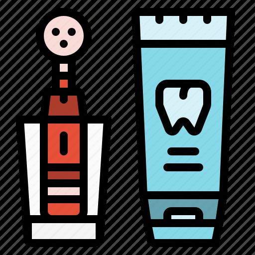 dental, dentist, health, hygienic, mouthwash, teeth, tooth icon