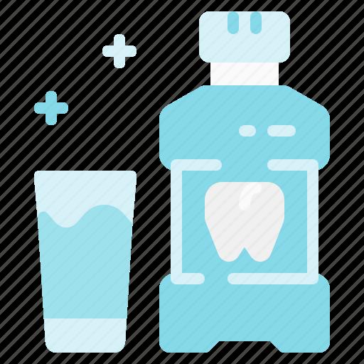 dentist, health, hygienic, mouthwash, teeth, tooth icon