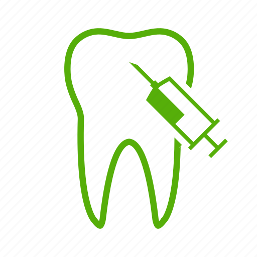 anesthesia, dental, dentistry, doctor, health, healthcare, tooth icon