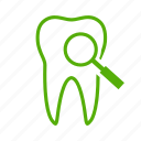 dental, dentistry, examination, health, healthcare, medical, tooth icon