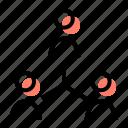 staff, connection, teamwork, hierarchy