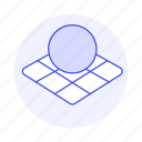 3d, design, drawing, grid, model, shape, sphere, technical icon