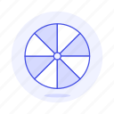 3, color, colors, design, palette, wheel icon