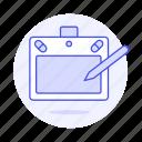 2, design, digital, drawing, graphic, intuos, pen, tablet, wacom icon