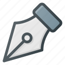 draw, pen, tool, write icon