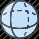geometry, sphere, object