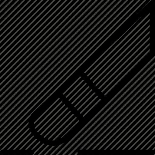cad, computer aided design, erase icon