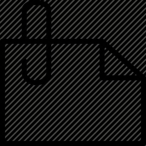 attach, cad, computer aided design icon