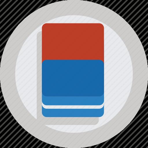Design, remove, eraser icon