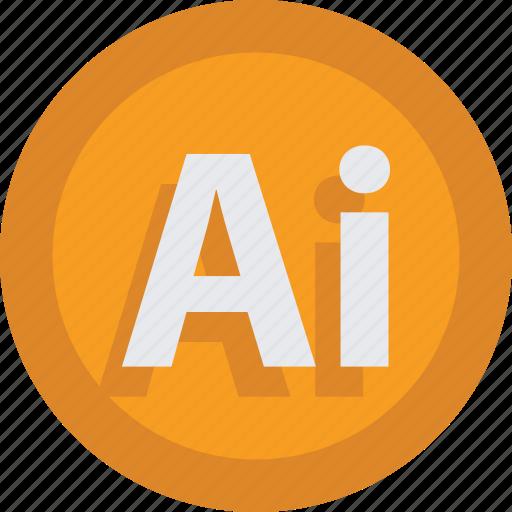 design, illustrator, software icon