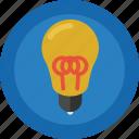 light, creativity, idea, creative, bulb, light bulb, original icon