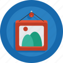 creative, design, image, landscape, painting, picture icon