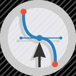 design, draw, graphic design, software, trace icon
