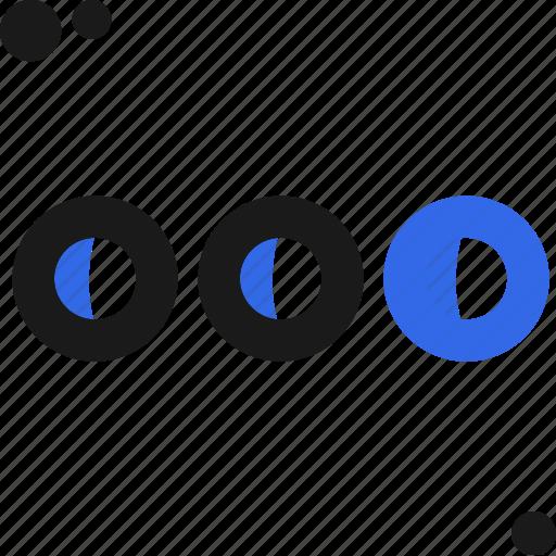 creative, process icon