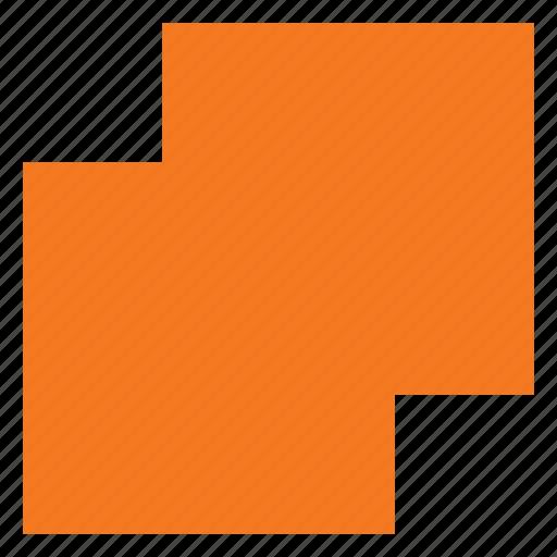 element, path, pathfinder, plus, unite icon
