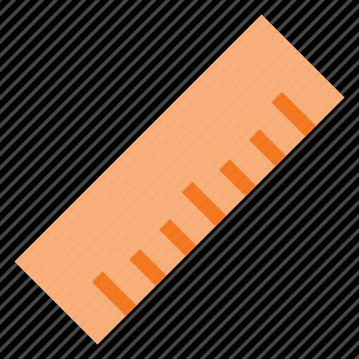 design, grid, guide, measure, ruler, tool icon