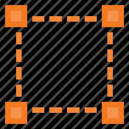 select, selection, tool icon