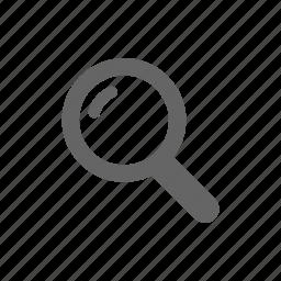 tool, zoom icon