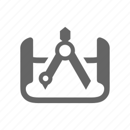design, engineer, plan, scheme icon
