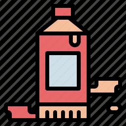 art, edit, paint, painter, tools, tube icon