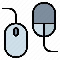 clicker, computer, computing, mouse icon