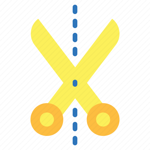cut, cutting, scissor, scissors icon