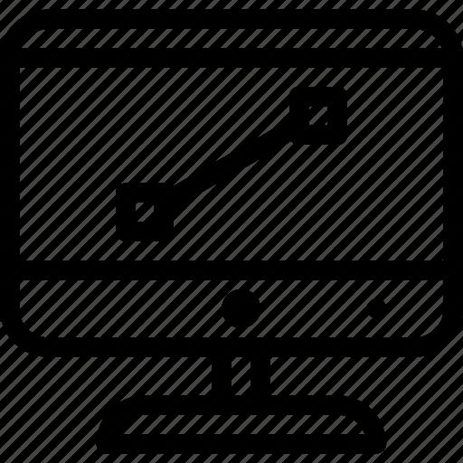 computer, design, digital, digital-design, digital-drawing, line-icon, tool icon