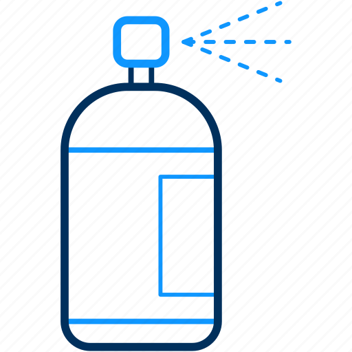 artistic, bottle, creative, creativity, design, designing, spray icon