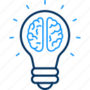 innovative, creativity, creative, design, artistic, designing, bulb icon