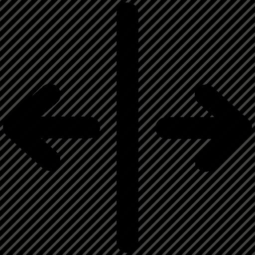 align, split vertical, text formatting, text range, webelement icon
