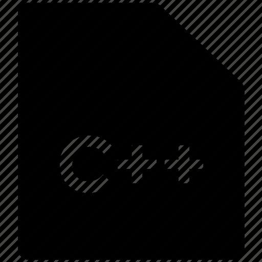 c ++, c language, coding, java, php, programming language icon