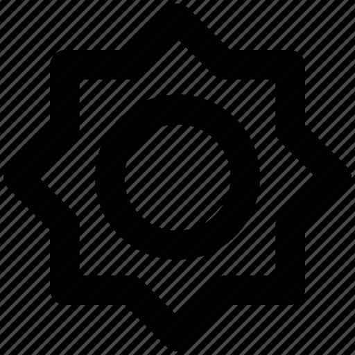 design, drawing, flower, geometrical design, geometrical element, logotype, stylized icon